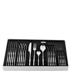 Rochester Design 24 Piece Cutlery Set Stainless Steel