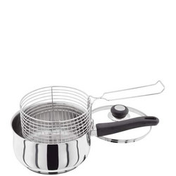 Chip Pan With Basket 22Cm