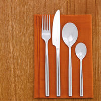 BL58 Rochester Cutlery 44 Piece Set Stainless Steel
