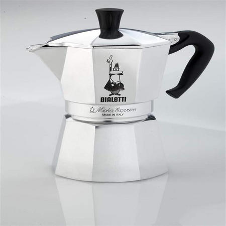 Express Bialetti Stove Coffee Maker 6 Cup