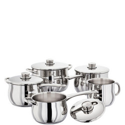 1000 Range 5 Piece Saucepan Set