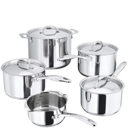 S7F4 Sauce Pan Set Of 5