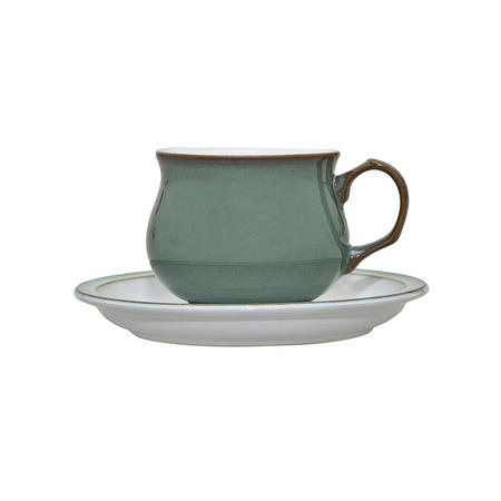 Regency Green Tea Saucer