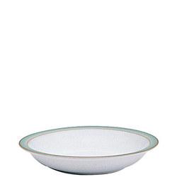Regency Green Bowls - Rimmed