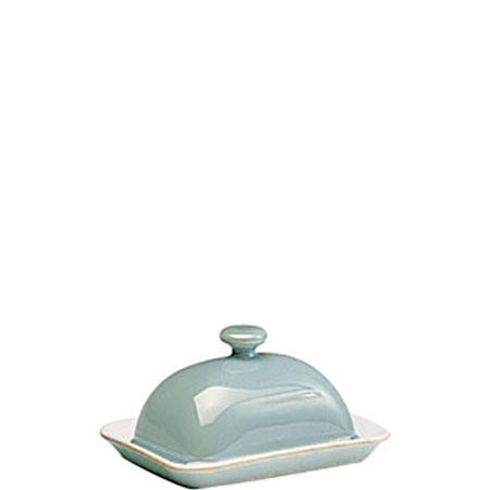 Butter Dish Regular  Green