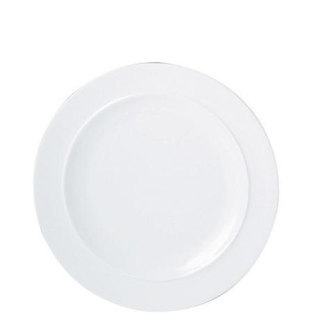 White Dessert/Salad Plate