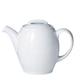 White Teapot 1 litre
