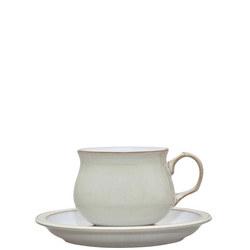 Linen Teacup