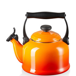 Traditional Kettle Volcanic