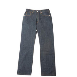 501 Original Fit Straight Jeans Blue