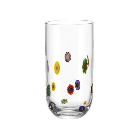 Millefiori Tumblers Multi Colour