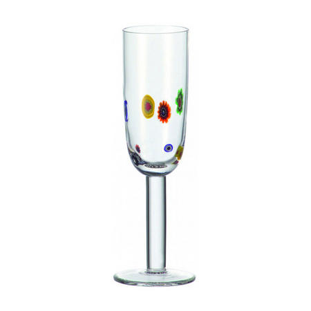 Millefiori Champagne Multi Colour