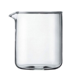 Replacement Glass 4 Cup Clear