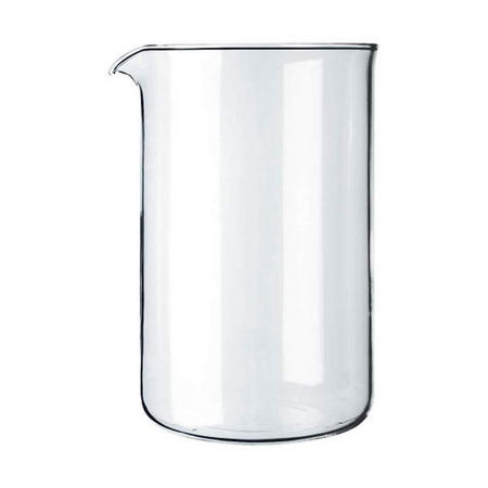 Replacement Glass 12 Cup Clear