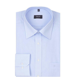 Plain Shirt Pale Blue