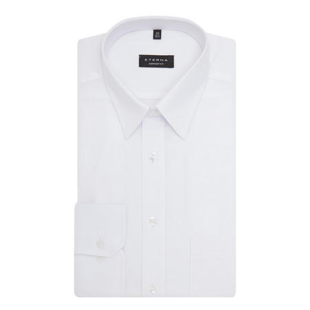 Plain Shirt White