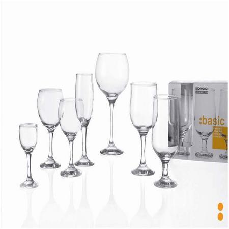 Smart Wine Glass Set of 6