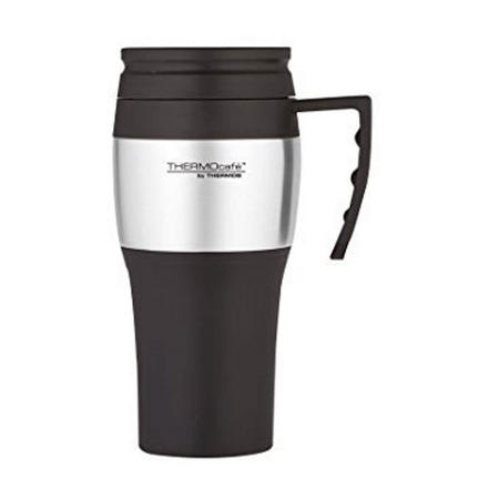 Insulated Travel Mug  Stainless Steel