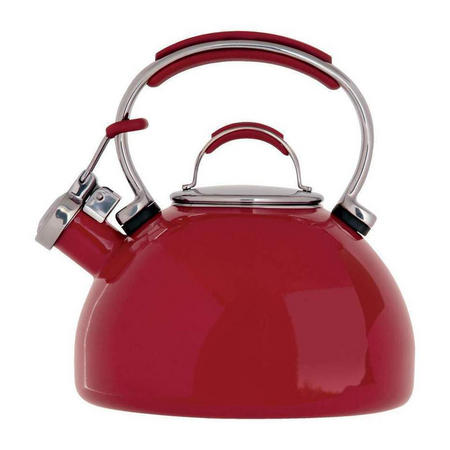 Whistling Kettle 2 L Red