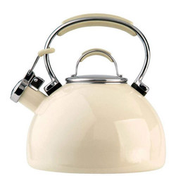 Whistling Kettle 2 L Almond