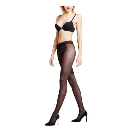 Pure Matt 20 Tights Black