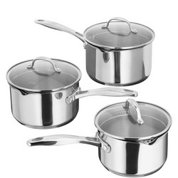 7000 Draining Saucepan Set Of 3
