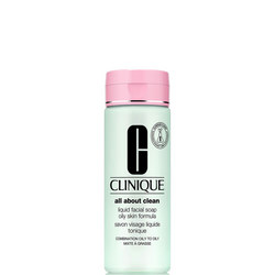 Liquid Facial Soap Oily