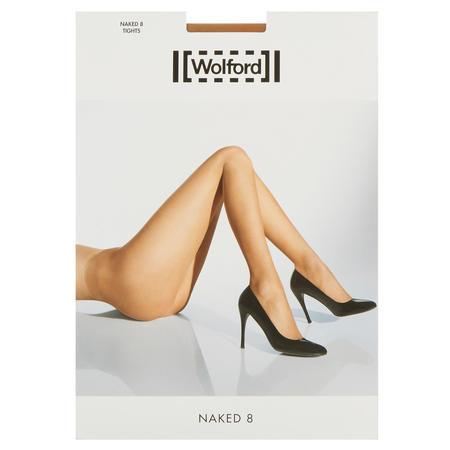 Naked 8 Tights Natural