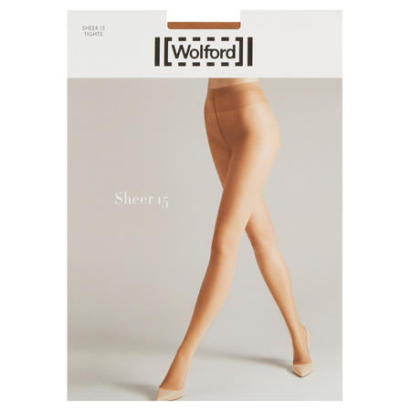 Sheer 15 Tights Natural