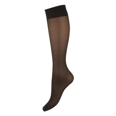27465c2e283 Wolford Satin Touch 20 Knee Highs Black