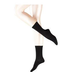 Family Ankle Socks Black