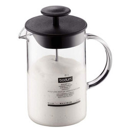Latteo Milk Frother Black