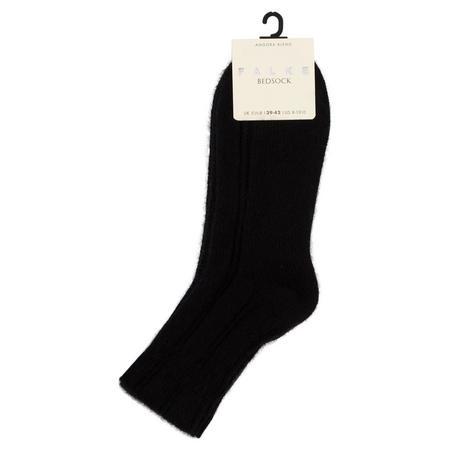 BedSock Ankle Socks Black