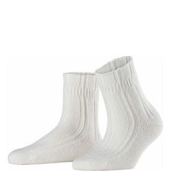 BedSock Ankle Socks White