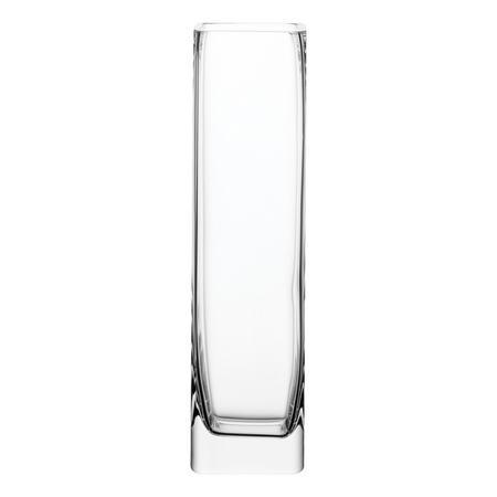Modular City Vase 40x10x10cm Clear