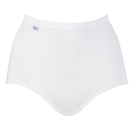 4-Pack Maxi Briefs White