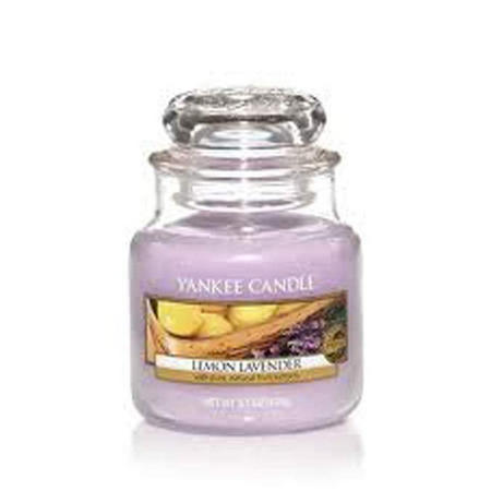 Small Lemon Lavender Jar