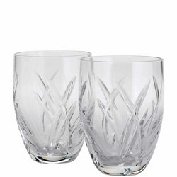 John Rocha Signature Tumbler 11cm Set of 2