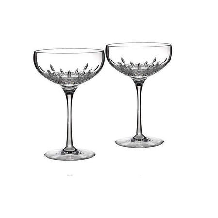 Lismore Essence Champagne Flute Pair