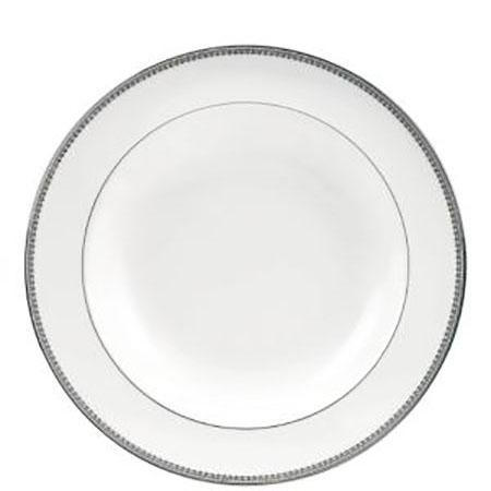 Vera Wang Lace Platinum Soup Plate 23 cm