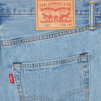 Straight Fit Jeans Light Blue Wash