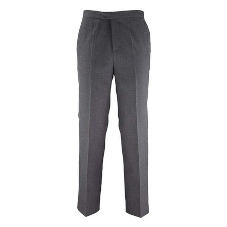 Boys School Trousers Grey