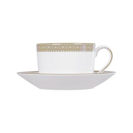 Vera Wang Lace Gold Teacup 0.3pt Low