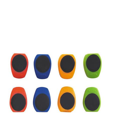 Magnetic Mini Clips Set of 8