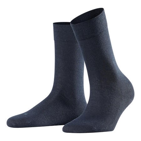Sensitive London Ankle Socks Navy