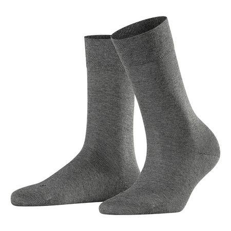 Sensitive London Ankle Socks Grey