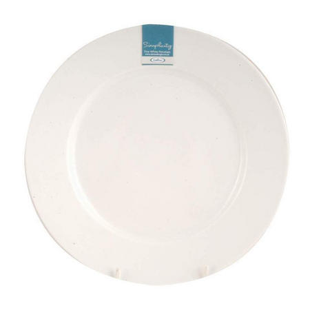 Dema Simplicity 19cm Rimmed Side Plate