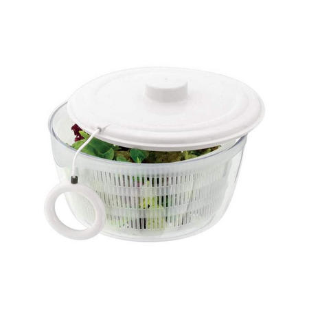 Salad Spinner With Lid