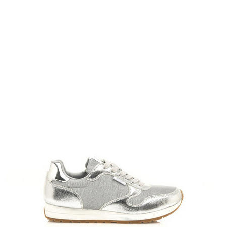 Crafto Trainer Lurex Silver