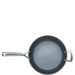 Toughened Deep Fry Pan Non Stick 30 Cm